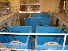 City of Cadillac, MI Wastewater Treatment Plant Improvement Project Completed the end of 2008.